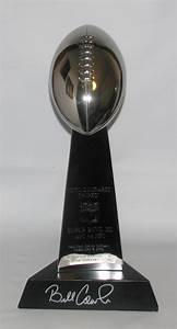 Lot Detail - 2  3  06 Super Bowl Xl Vince Lombardi Replica Trophy