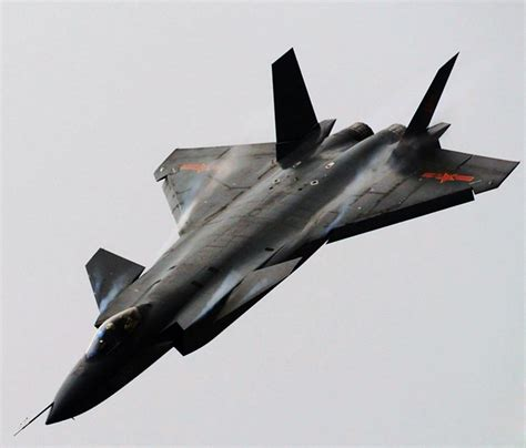 China's J-20 Mighty Dragon Fighter Jet
