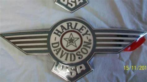 tank emblems harley davidson forums