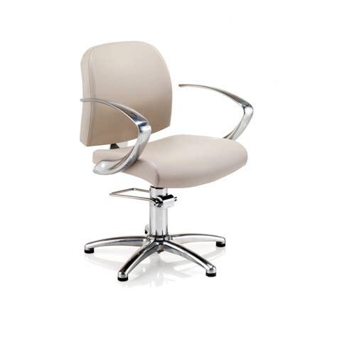 siege coiffeuse fauteuil de coiffure evolution siège hydraulique 5 bras