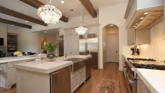 split level kitchen island featured on houzz houzz kitchen confidential how to
