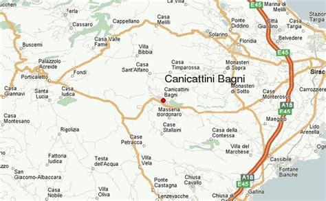 canicattini bagni canicattini bagni location guide