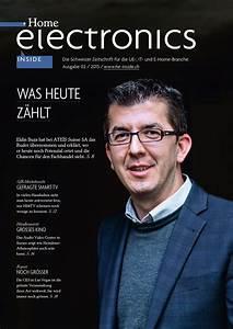Smart Home Zeitschrift : he inside 02 15 by p a media ag issuu ~ Watch28wear.com Haus und Dekorationen