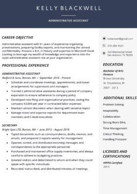 resume templates   word resume genius