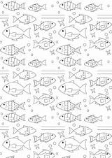 Coloring Paper Printable Nautical Pages Freebie Meinlilapark Wrapping Fish Ausdruckbares Ausmalbilder Spring Papers Da Printables Flower Salvato sketch template