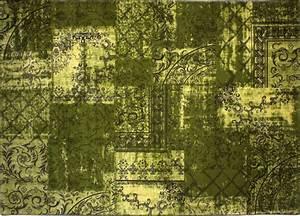Teppich Läufer Grün : luxor living teppich cannes gr n designerteppich moderner teppich bei tepgo kaufen ~ Whattoseeinmadrid.com Haus und Dekorationen