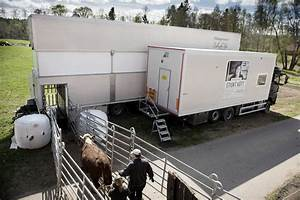 Slaughtering  France Introduces Mobile Abattoir