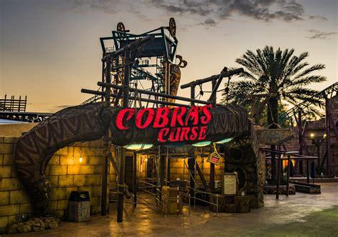 what time does busch gardens open busch gardens cobra s curse to open june 17 orlando
