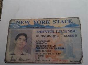 lost item no 1076304 john f kennedy international With apply for driving license lost