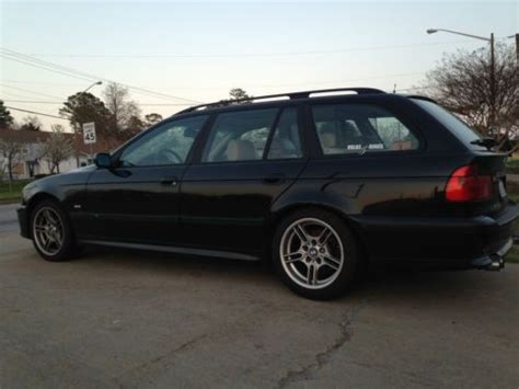 find   bmw  touring wagon  package clean