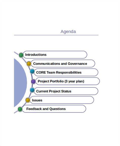 agenda templates    premium templates