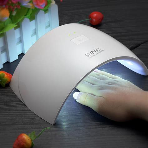 uv light for nails led uv nail dryer curing l daily deal