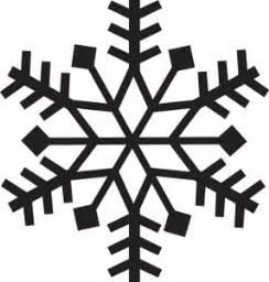 Transparent Background Snowflake Silhouette Snowflake Clip by Free Modern Snowflake Cliparts Free Clip