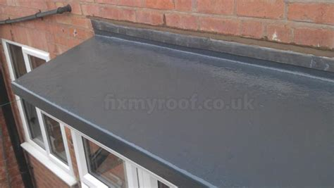 Curved Porch Roof by Fibreglass Bay Roofs Choose A Style And Colour The Lead