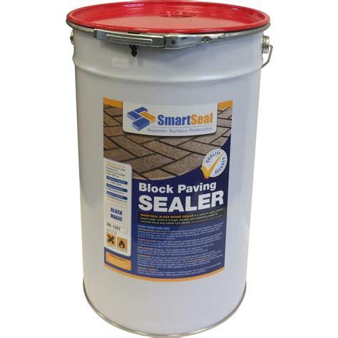 re colouring sealer for block paving smartseal