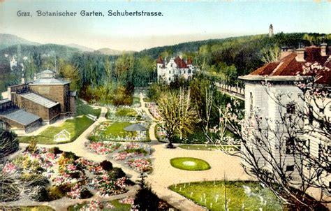 Botanischer Garten Graz Veranstaltungen by Kurze Geschichte Des Botanischen Gartens Garten