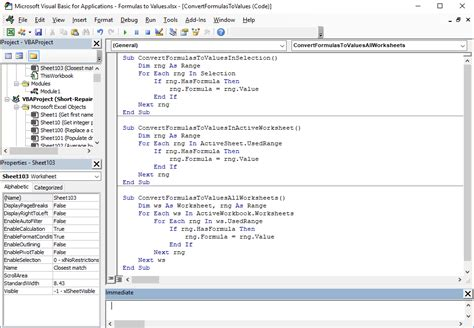 write vba code  automate excel   seoclerks
