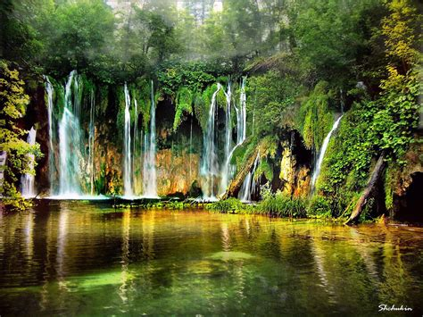 Cool Waterfall Picture by Really Cool Pictures The 10 Most Scenic Water Falls Of