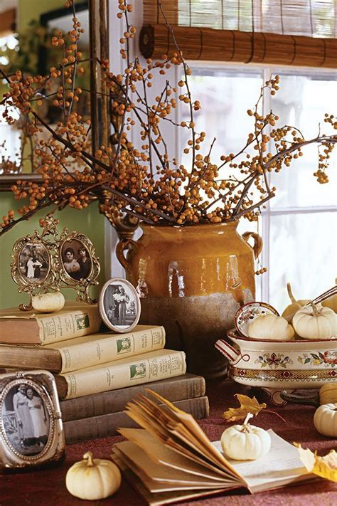 Decor Ideas For Home by Home Decorating Ideas Vintage Autumn Inspired Home Decor