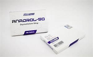 Buy Anadrol-50 - Meditech