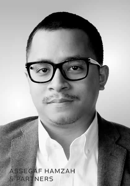 Assegaf Hamzah and Partners . Alvin Sukmana Ambardy