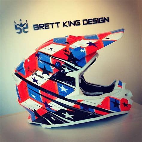 custom motocross helmet painting custom paint pics time for a new one moto related