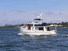Ocean Fishing Boat Types by Recreational Trawler Wikipedia