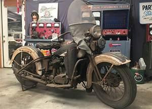 Time Warp Cycle  1931 Harley