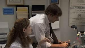 Jims redhead girlfriend on the office