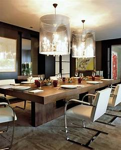 Esszimmer Modern Einrichten : 105 wohnideen f r esszimmer design tischdeko und essplatz im garten ~ Markanthonyermac.com Haus und Dekorationen