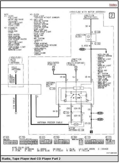 Ford Explorer Sport Radio Wiring Diagram