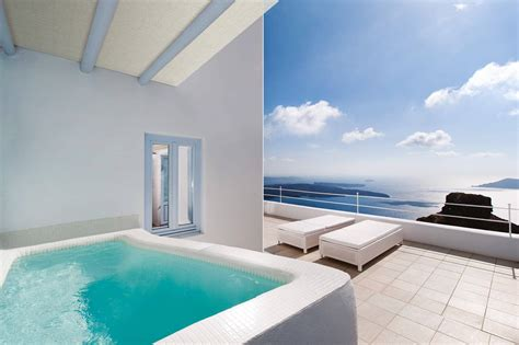 honeymoon jacuzzi suite astra suites santorini