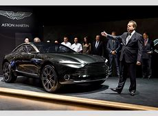 DBX is our Qashqai, says Aston Martin CEO Auto Express