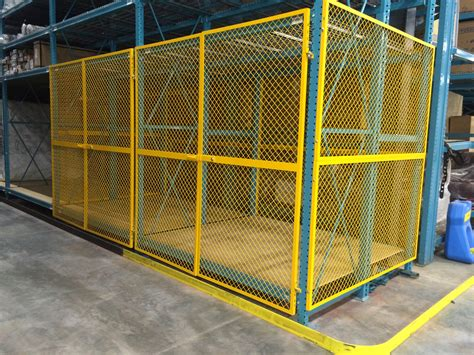 Security Enclosures Warehouse Design
