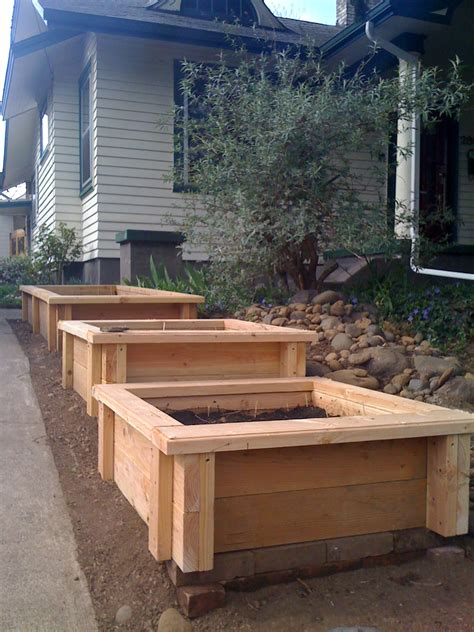 Building Planter Boxes  Andy Idsinga Make Fix Share Repeat
