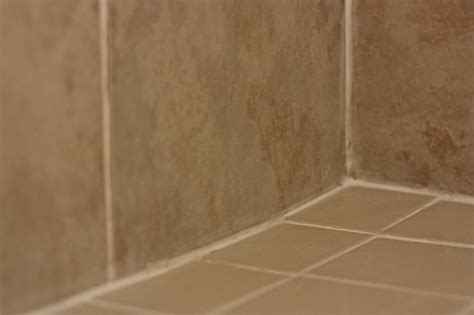 how to use caulk with tile diy home