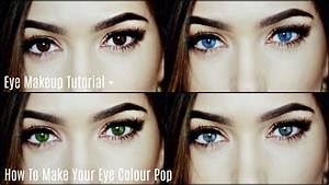 How To Make Hazel Eyes Pop  stylecrazecom