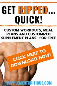 Free Get Ripped Ebook