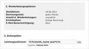 Versand Apotheke Auf Rechnung : neue funktionen leistungszeitraum platzhalter mailserver ~ Themetempest.com Abrechnung