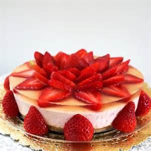 no bake strawberry cheese cake working 39 s edible