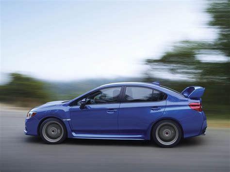 fastest subaru wrx 10 fastest sedans under 50k autobytel com