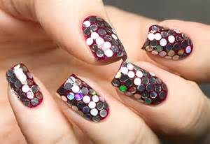 Categories bling nail art tags base dots maroon silver