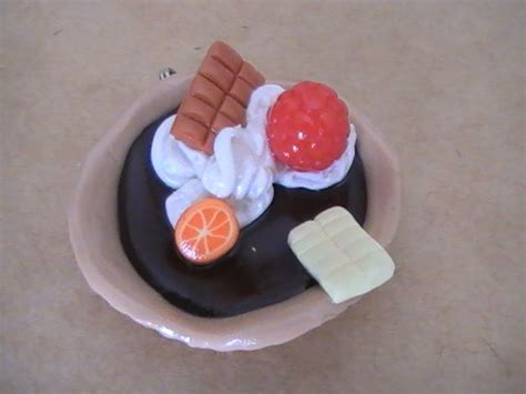 tartelette gourmande chocolat photo de gourmandises en p 226 te fimo 224 vendre cr 233 ations en p 226 te fimo
