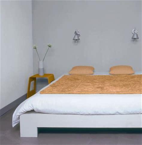 chambre gris souris comment bien dormir grâce sa peinture chambre
