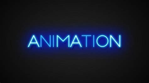 neon text effects toolkit  animated color glow text