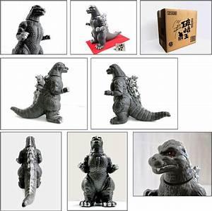 Drinking Destruction  Limited Edition Godzilla Sake