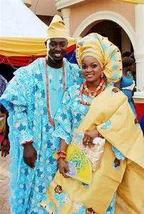 Nigerian clothing wedding | Art | Pinterest