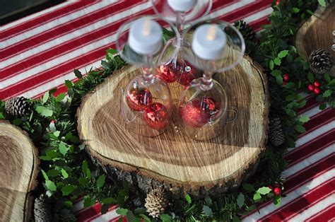 Christmas Centrepiece Ideas for the Table   Be A Fun Mum