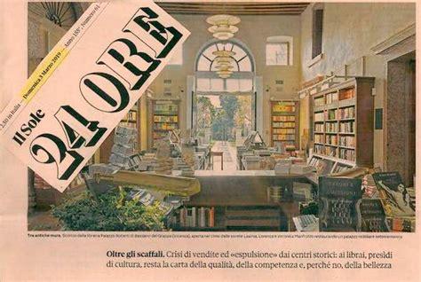 libreria sole 24 ore la libreria dei sette sulle colonne de quot il sole 24 ore