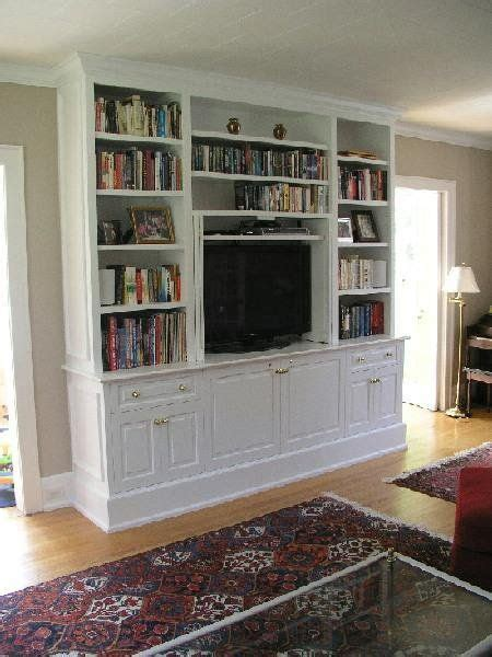 built  bookcases  tv google search